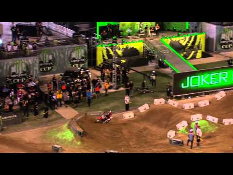 Monster Energy Cup 2014 - Cup Class Highlights