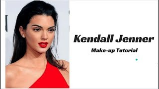 Kendall Jenner Inspired Make up Tutorial | MAC Quite the Stand out | Day 13|Tejaswi
