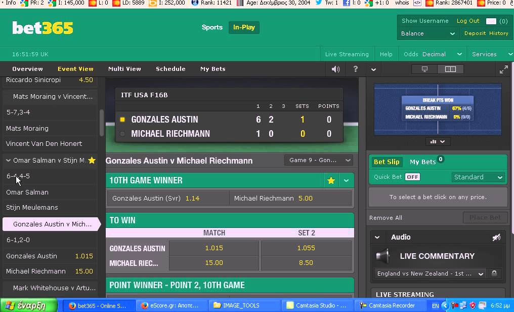 Win 365 Live Betting Strategy - image 2