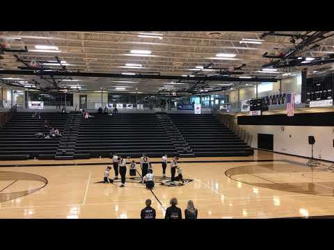 Wachter Middle School - Legacy Saberettes Invitational - January 18, 2020