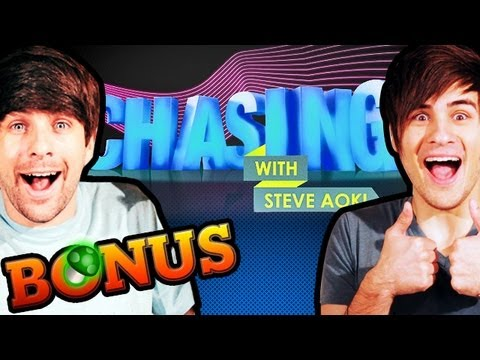 SMOSH ON CHASING WITH STEVE AOKI Raging Bonus