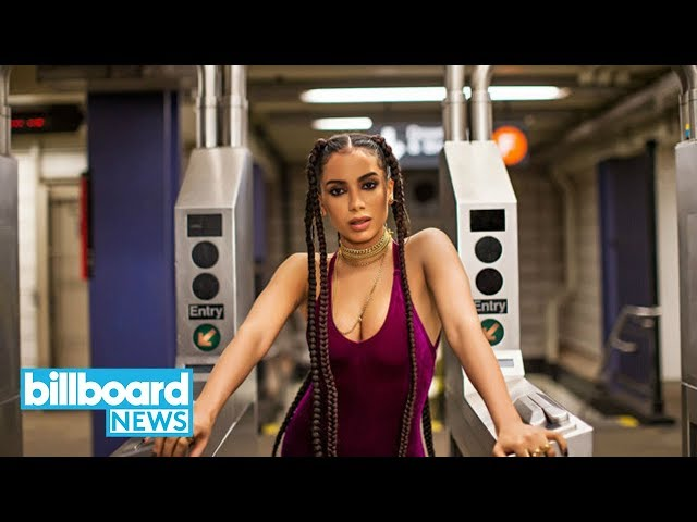 Brazilian Singer Anitta Signs With Shots Studios for Management | Billboard News