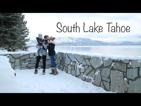 South Lake Tahoe Family Vacation | Vlog
