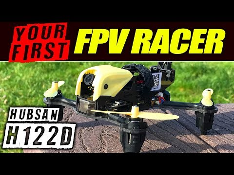 Your first FPV Racer - Hubsan H122D X4 Storm - Review, LOS, & FPV Flights