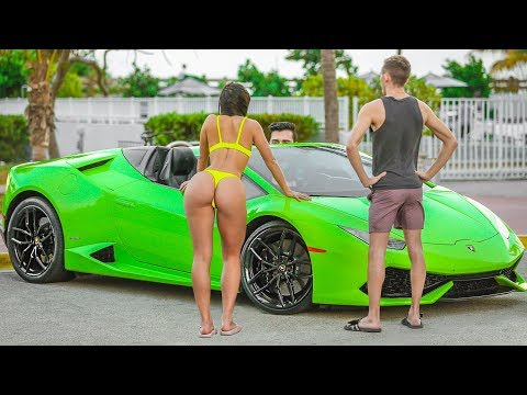 GOLD DIGGER PRANK PART 7!  HoomanTV