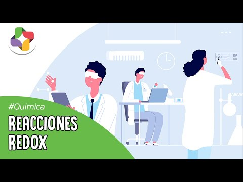 Reacciones redox - Química - Educatina