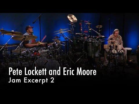 Pete Lockett and Eric Moore Jam Excerpt 2