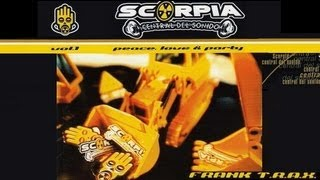 SCORPIA vol.1 Peace, Love & Party [CD-1997]