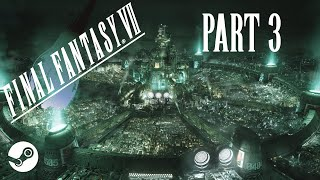 FF7 Longplay – Part 3: Reactor Blowup – Sector 7