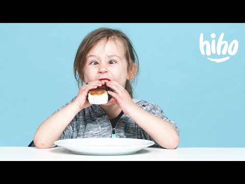 Kids Try Hawaiian Food | Kids Try | HiHo Kids
