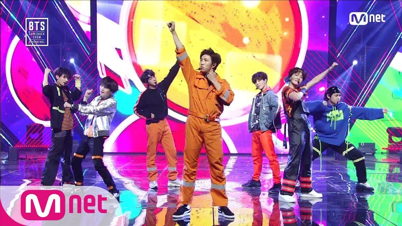 BTS vừa tung MV Anpanman nằm trong album Love Yourself