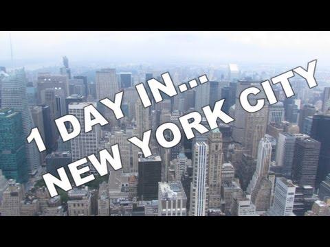 1 Day in...New York City