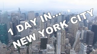 1 Day in...New York City