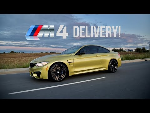 [Ultimate Driving Machine] Taking Delivery Of My BMW M4! How I Pay $200/month?!