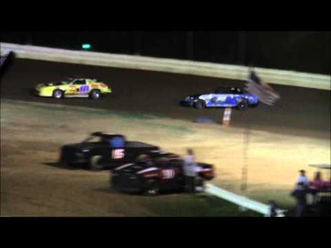 Bill Nickelson Feature @ Doe Run Raceway 6/21/13