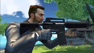 Taking GATOR GREGs turf in one video!!! Gangstar New Orleans gameplay