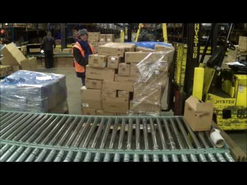 General Merchandise Process at the Farr West Distribution Center
