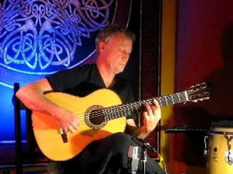 Eduardo Duran Ferrer Concert Flamenco Guitar 2014