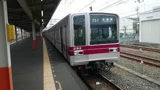 【廃車21編成目・転用19編成目】東武20000系21812F が北館林に回送されました。