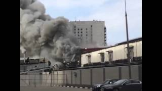 Пожар на Коптевской