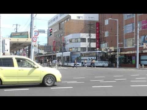 函館市電 Japan Hakodate City Tram ( Street Car ) 9602