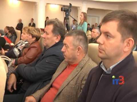 Черноморский городской голова Валерий Хмельнюк отчитался перед жителями