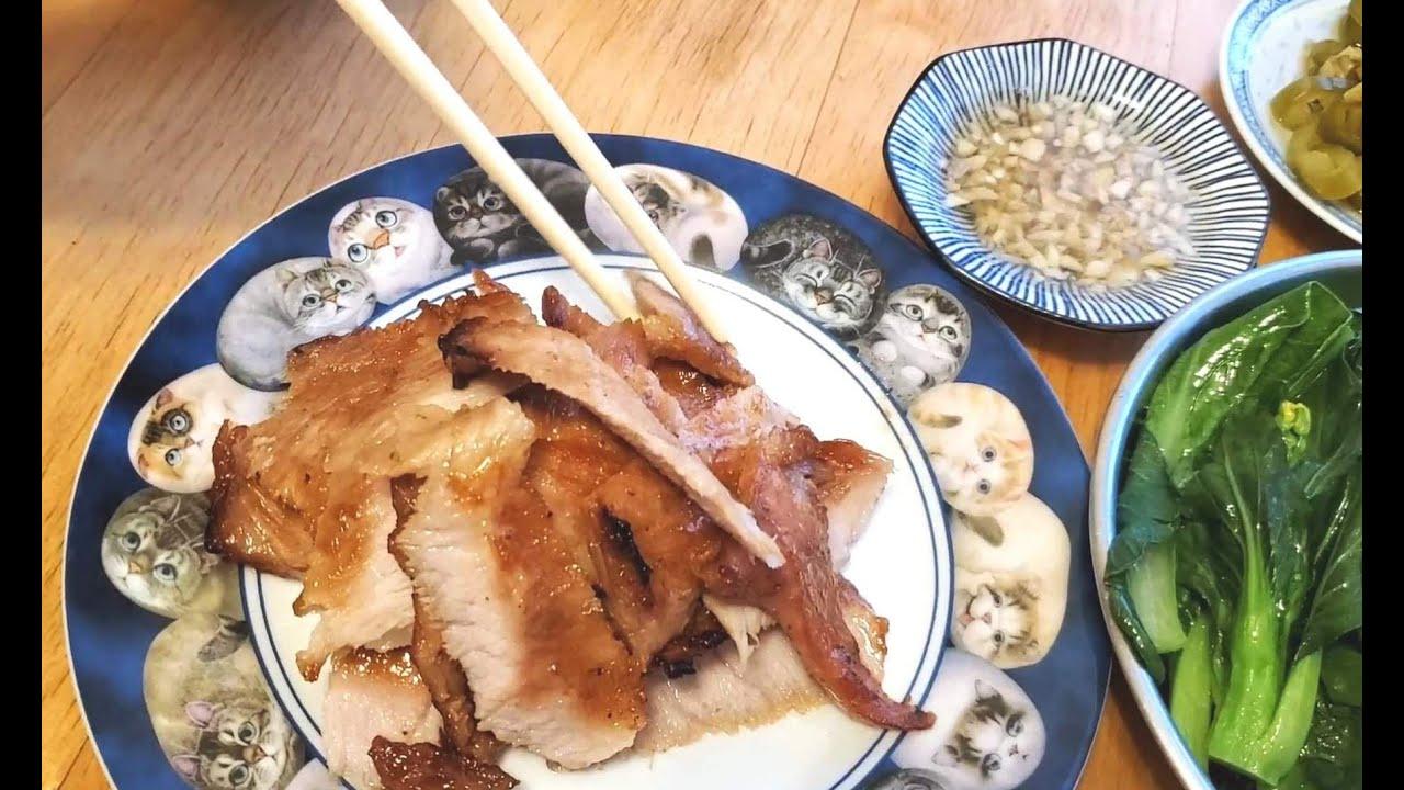 醬燒豬頸肉       Braised pork jowl meat in sauce【20無限】