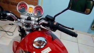 LIGAR MOTO COM CONTROLE REMOTO