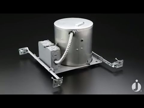 IC22 Recessed Housing Mechanical Features - Profil