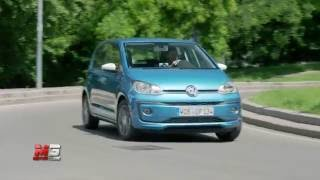 New volkswagen up!  2016 - first test drive only sound