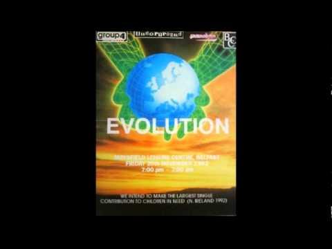 Joey Beltram - Evolution  (1992)