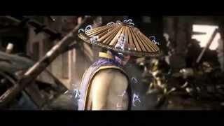Mortal Kombat X — трейлер «Кто следующий?»