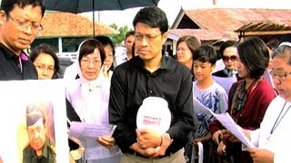 Abu Kris Biantoro Dilarung Di Pantai Tanjung Pasir - Intens 16 Agustus 2013 Mp3