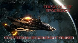 Styx Terran Dreadnought Cruiser | Star Trek Online