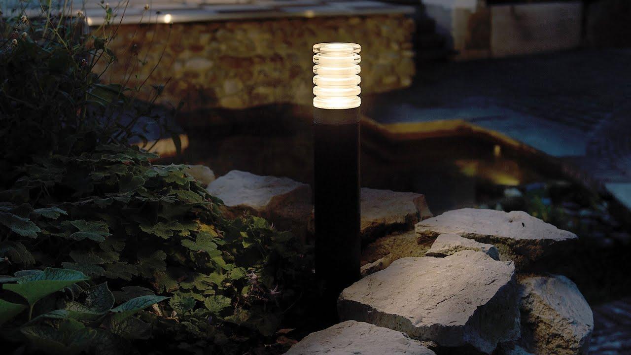 Techmar Arco 40 U0026 60 Plug U0026 Play Garden Post Lights