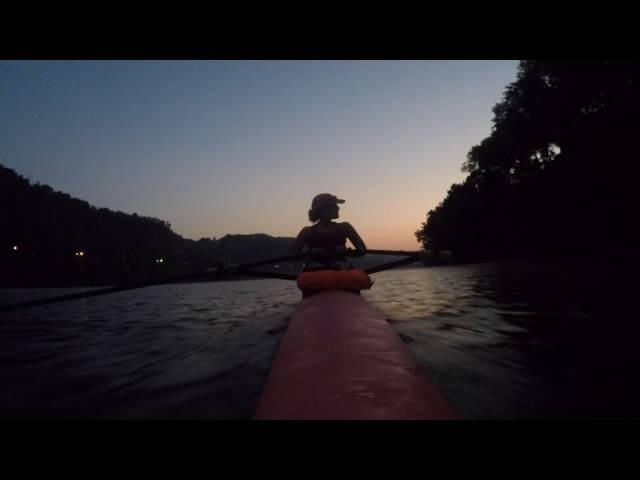 Sunrise Row in Pittsburgh, in 2 5 minutes