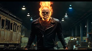 Ghost Rider First Transformation
