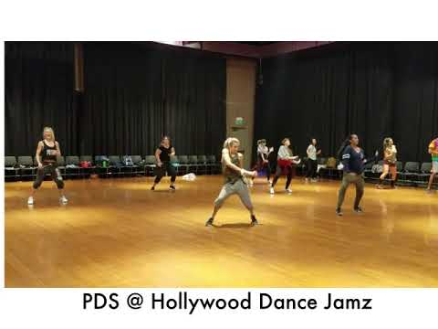 Powerhouse Staff at Hollywood Dance Jamz