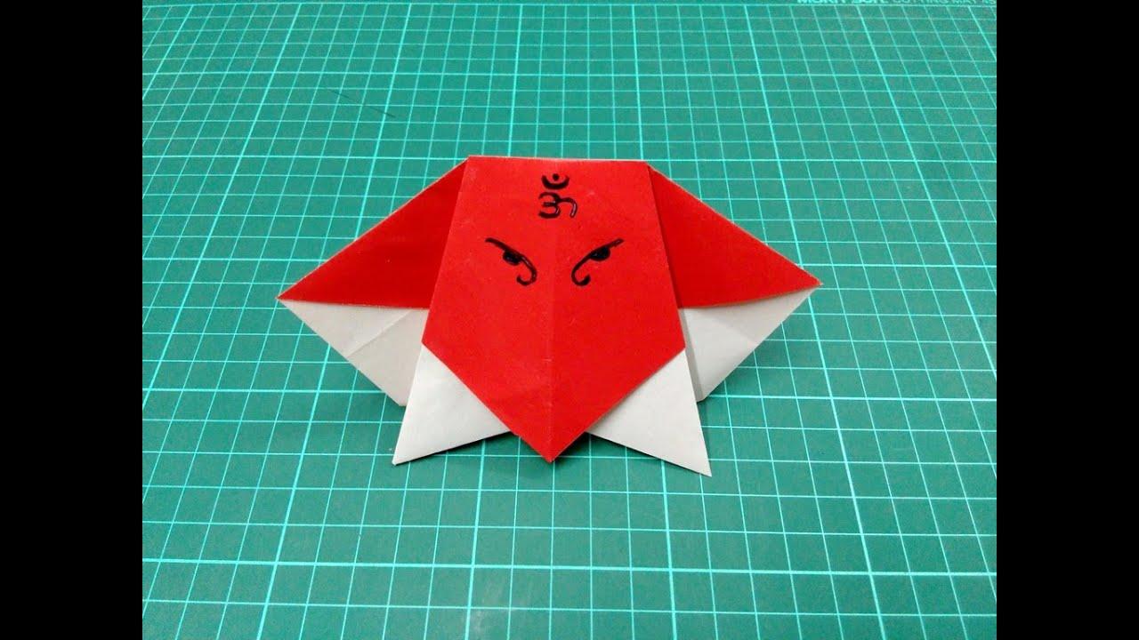Paper Folding Cutting Craft