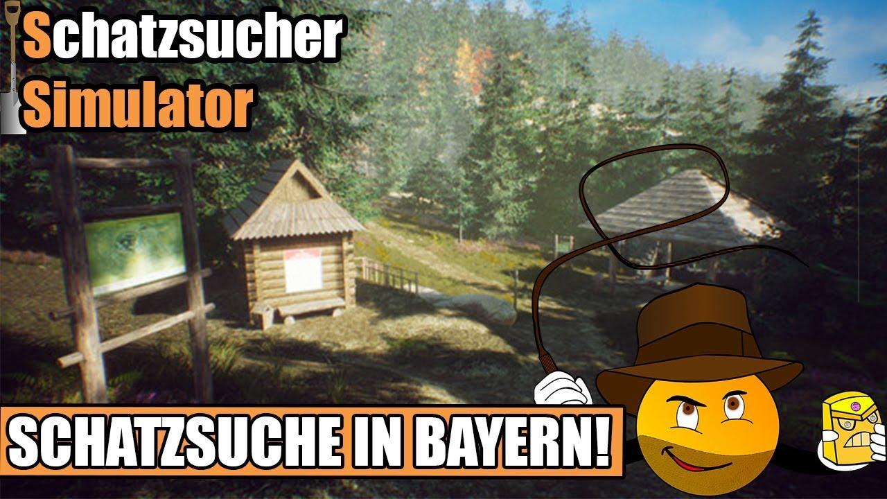 Schatzsuche In Bayern
