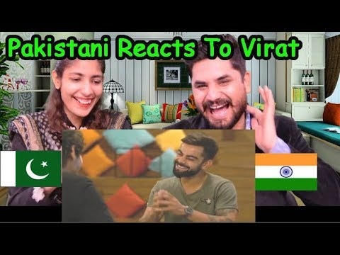 Pakistani Reacts To Breakfast With Champions Virat Kohli Part 1| Reacts To Virat Kohli