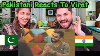 Pakistani Reacts To Breakfast With Champions Virat Kohli Part 1| Reacts To Virat Kohli