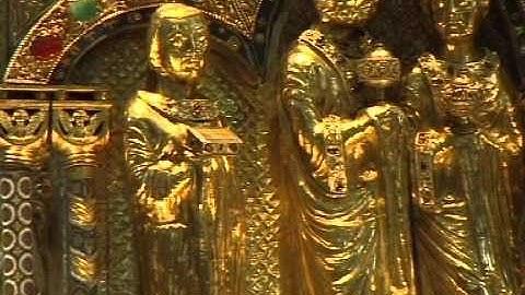 Der Schrein der Heiligen Drei Könige