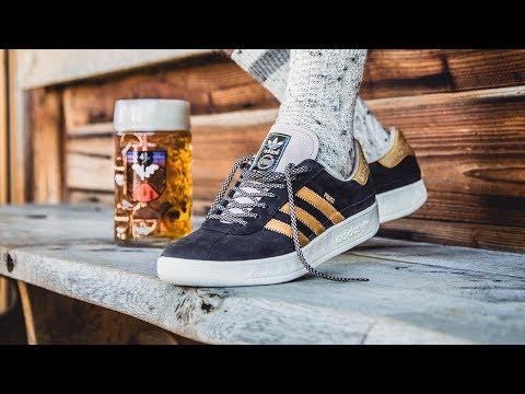 "adidas Originals München ""Oktoberfest"" Made in Germany Sneaker"