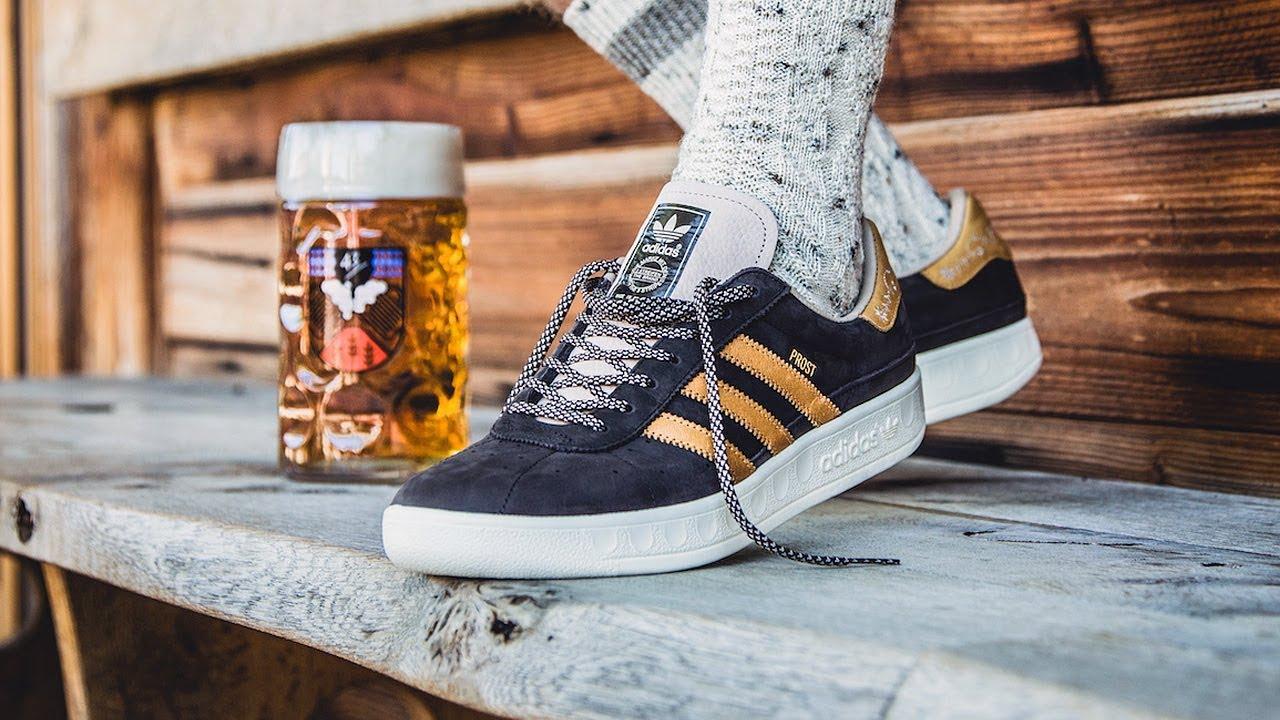 Adidas Is Releasing Puke and Beer Resistant Oktoberfest Sneakers