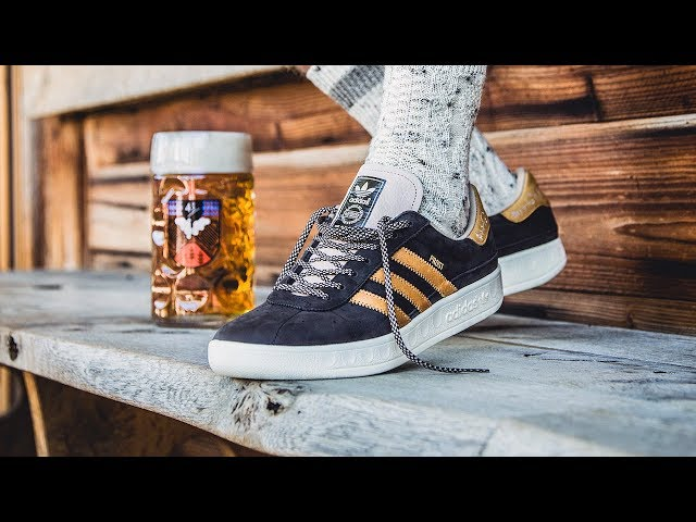 31f68b2635f Adidas launch beer and vomit-proof trainers just in time for ...