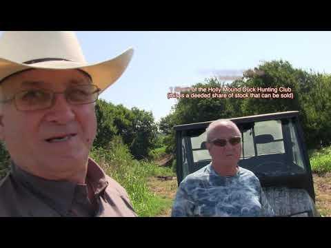 Duck Hunting Property In Arkansas