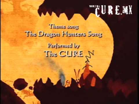Intro de la serie 'Dragon Hunters'. Música de fonso The Cure - The Hunter Dragon Song.