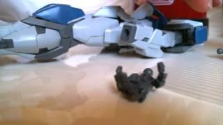 Dragon Momoko - All Can Be A Finger (MG Model Kit)