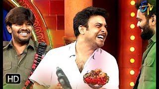 Sudigaali Sudheer Performance | Extra Jabardasth | 16th August 2019   | ETV Telugu